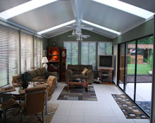 Florida Sun Rooms Room Additions Glass Windows Orlando